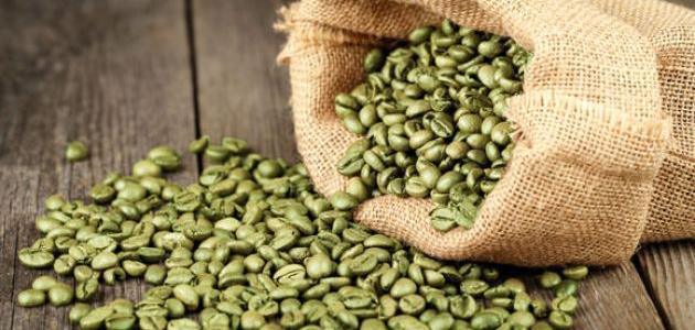 فوائد القهوة الخضراء لصحة الجسم