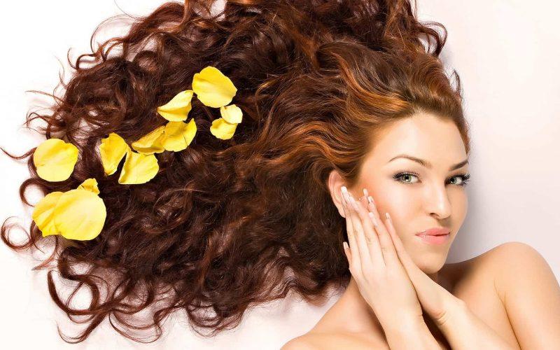فيتامينات الشعر لشعر صحي وكثيف