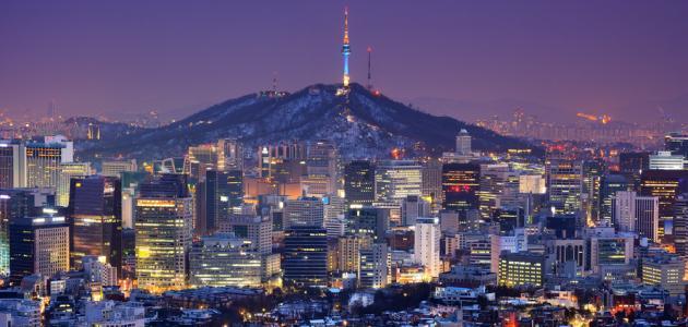 معلومات عن كوريا الجنوبية