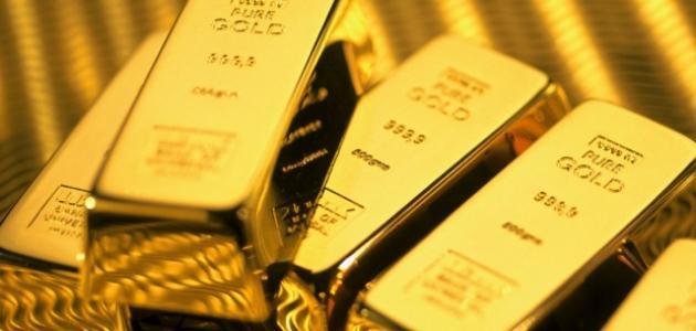 كيفية استثمار المال في الذهب