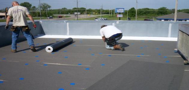 ما هي أفضل طرق عزل الاسطح