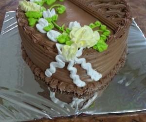 طريقة عمل كيكة اسفنجية بالكاكاو والشوكولاته