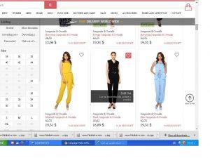 متجر تركي لشراء الملابس اون لاين لعام 2016