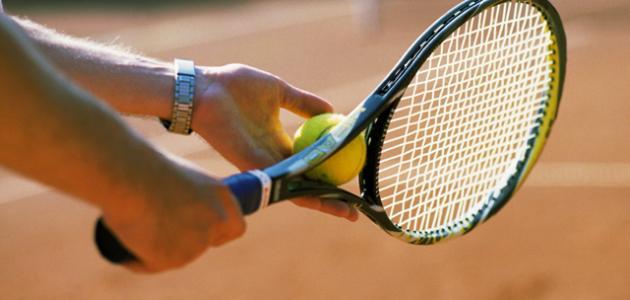 فوائد كرة التنس