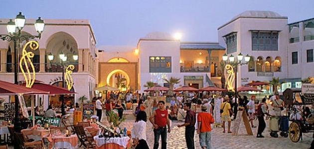 الحمامات التونسية والسياحة فيها