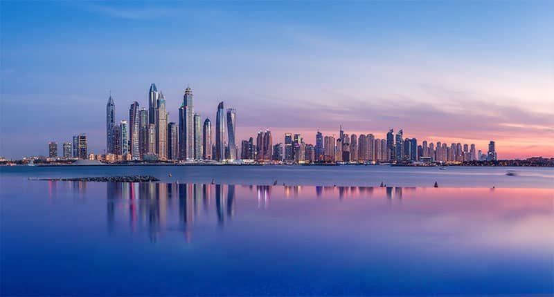 أفضل أحياء في الإمارات
