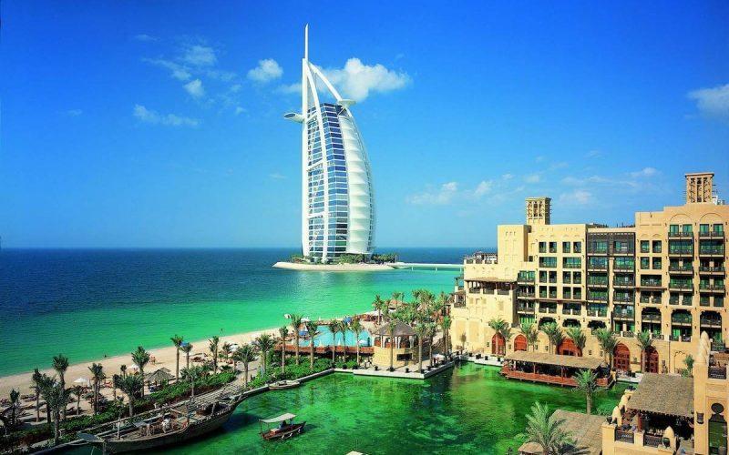 أشهر المنتجعات السياحية المميزة في دبي
