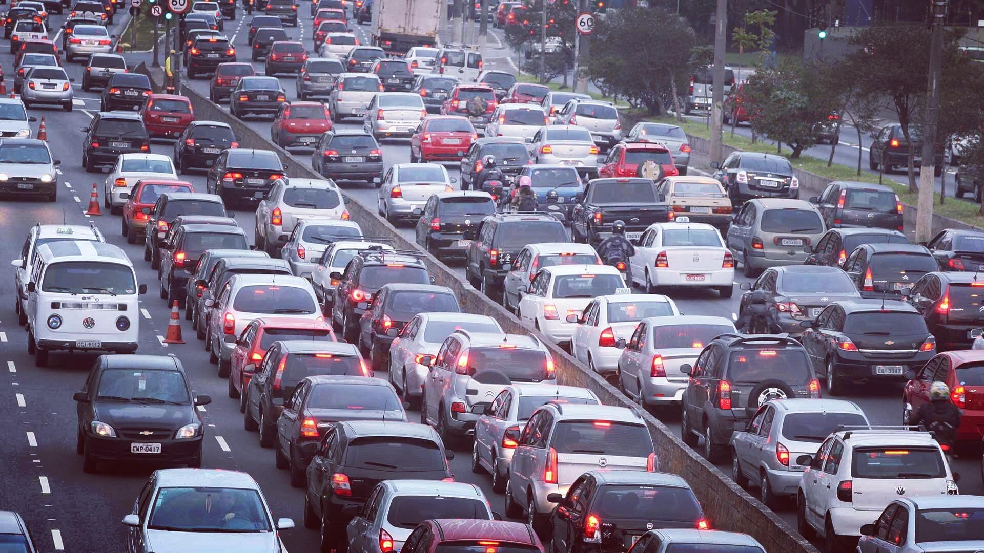 حلول ازدحام المرور