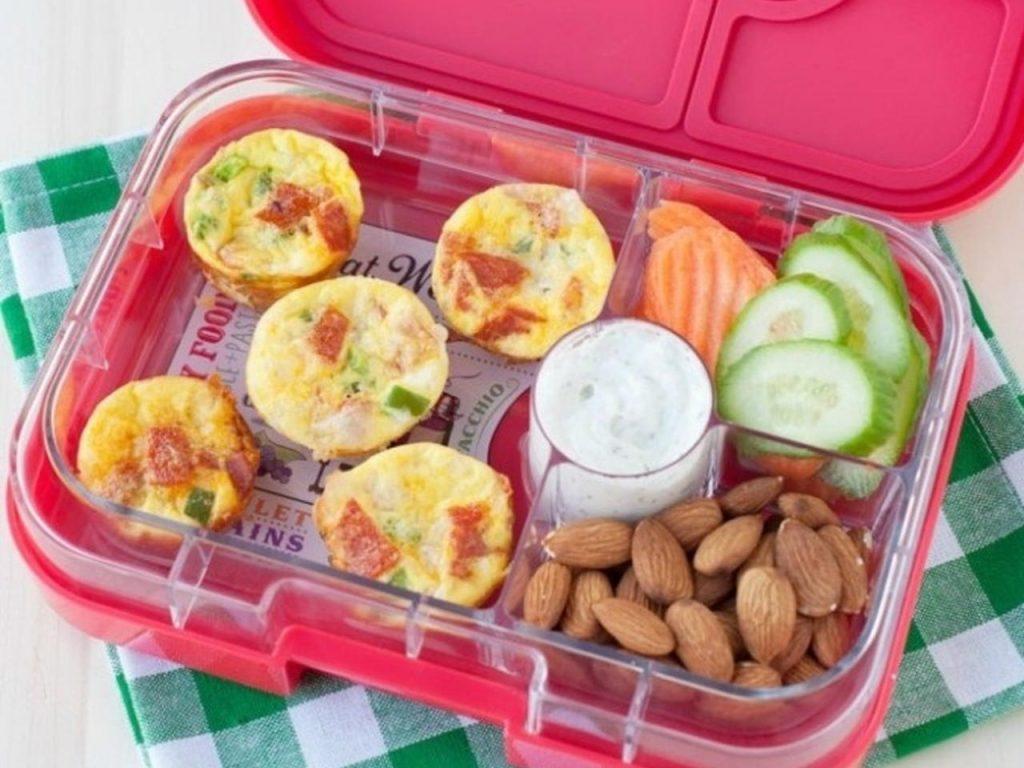وجبات مشبعة للأطفال