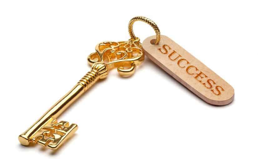 بعض وسائل النجاح فى الحياة