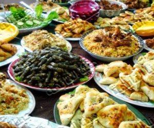 منيو طبخات رمضانية من فتكات
