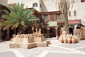 الأسواق الشعبية في سلطنة عمان