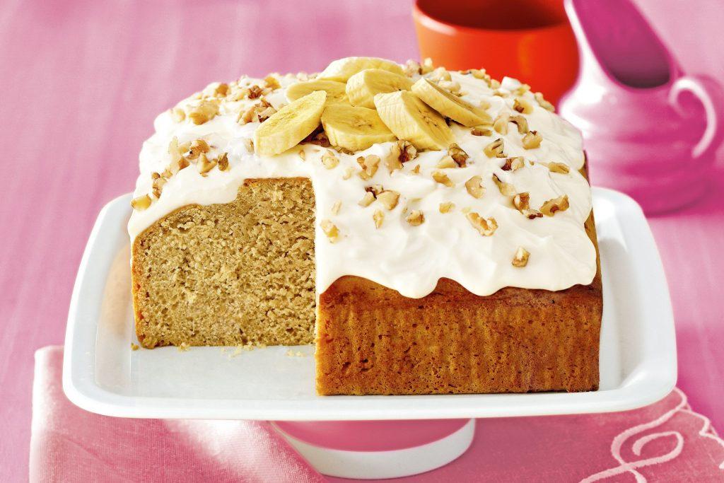Cake yogurt Baltovi- وصفات طبخ فتكات رمضان fatakat-a.com