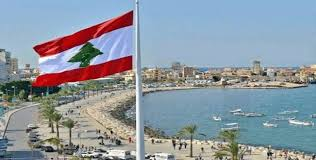 اين تقع لبنان