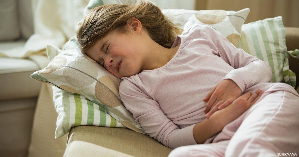 كيف أعرف أن طفلي مصاب بالزائدة