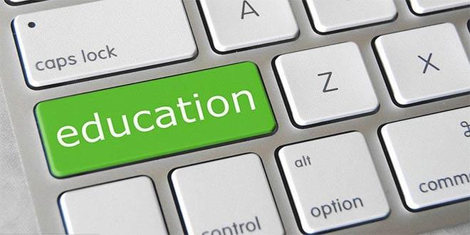 التعليم أونلاين