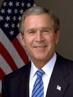 اهم اعمال جورج بوش