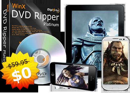 تطبيق WINX DVD Ripper