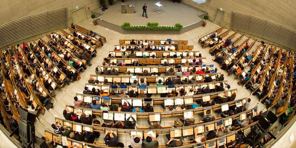 شروط القبول في جامعة برلين الحرة