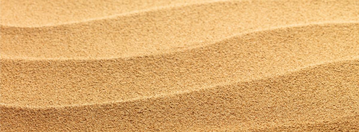 انواع الرمل