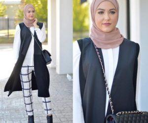 80f310b2f1c31 صور ازياء ملابس محجبات موضة 2019 منتدي فتكات موقع المرأة
