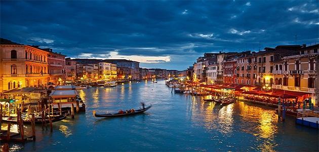 السياحه في إيطاليا