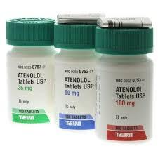 كبسولات اتينولول Atenolol لعلاج مشاكل القلب وضغط الدم المرتفع