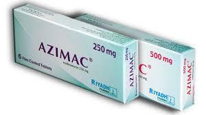 كبسولات أزيماك AZIMAC مضاد حيوي واسع المجال