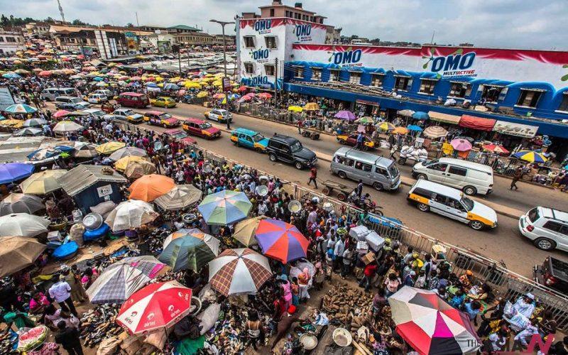 السياحه في غانا
