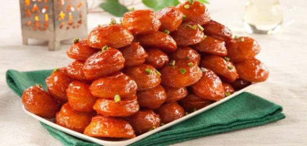 حلويات من المطبخ الكويتي