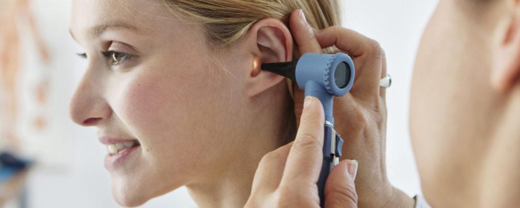 طب الأذن والحنجرة
