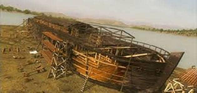 قصة سيدنا نوح و الطوفان العظيم