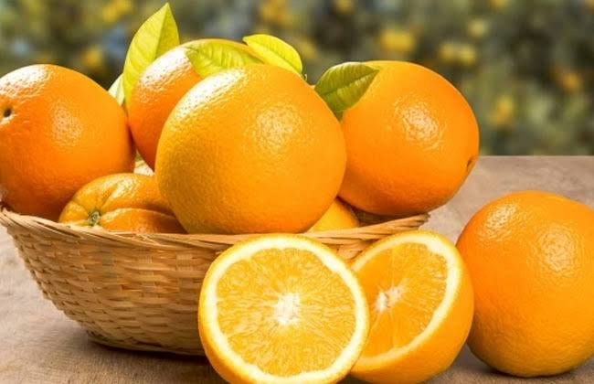انواع البرتقال