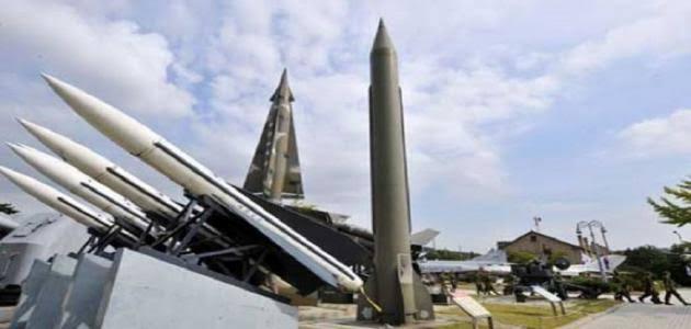 أنواع الأسلحة النووية