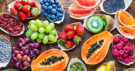 الفواكه الممنوعة في الرجيم