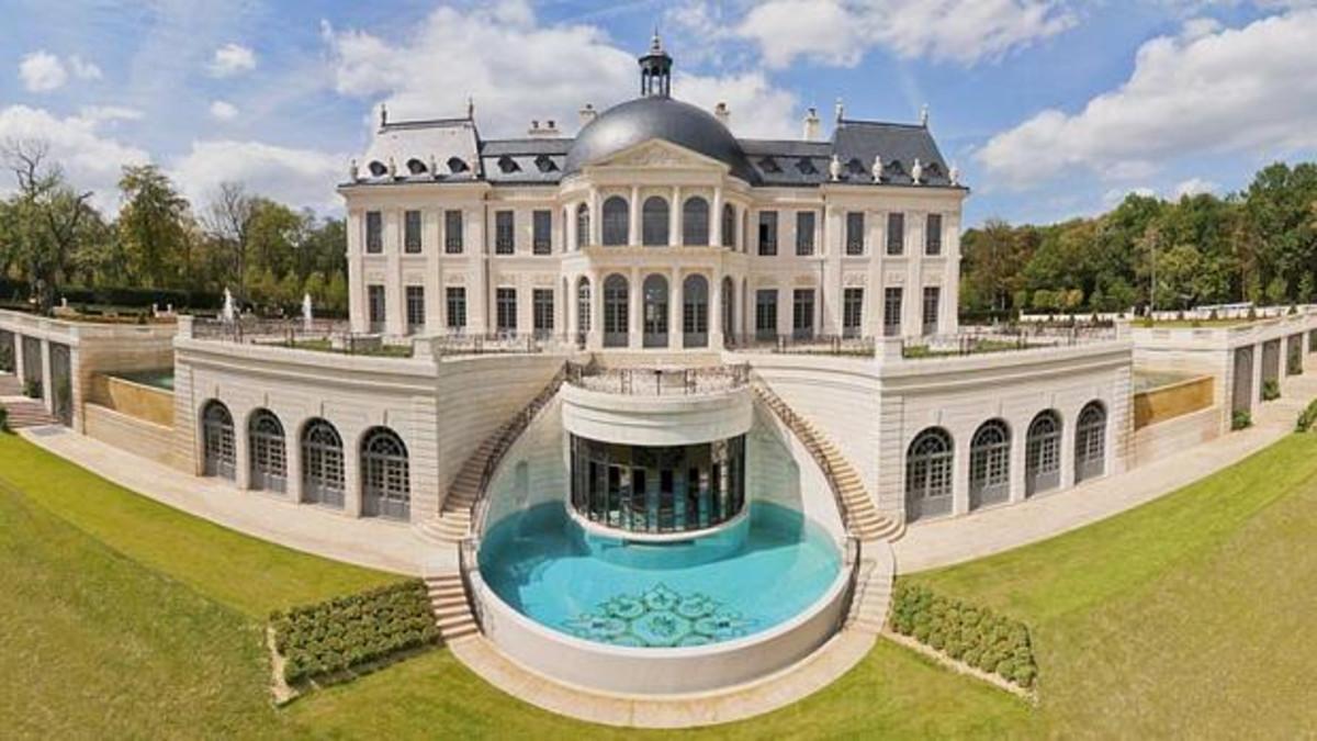 أكبر بيت في العالم