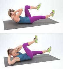 تمارين للرشاقة وتقوية العضلات