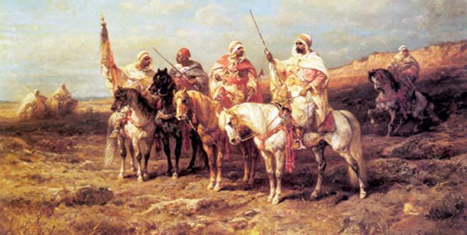 أنواع العرب