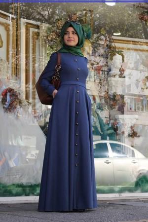 ازياء وملابس محجبات صيفية 2018