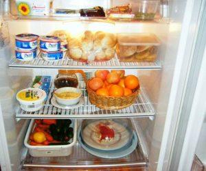 طريقة تنظيف الثلاجة من الداخل و الخارج