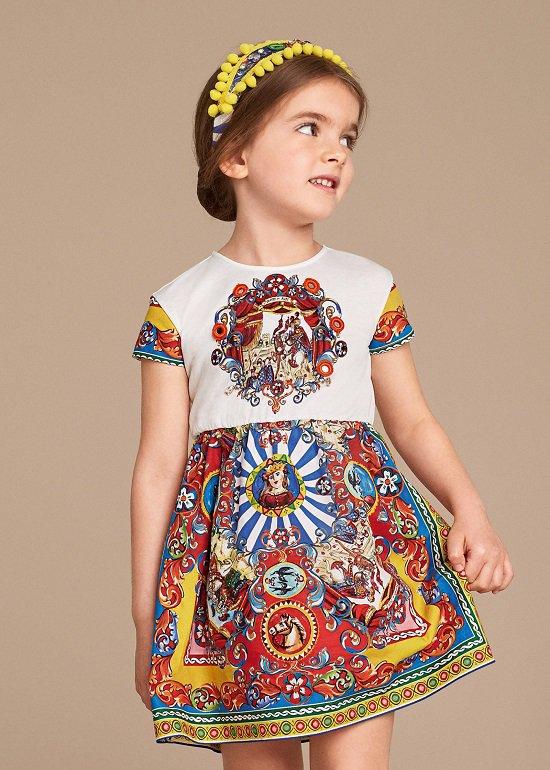 ملابس صيفية للاطفال 2017