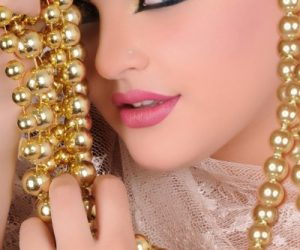 Makeup Lebanese luxury