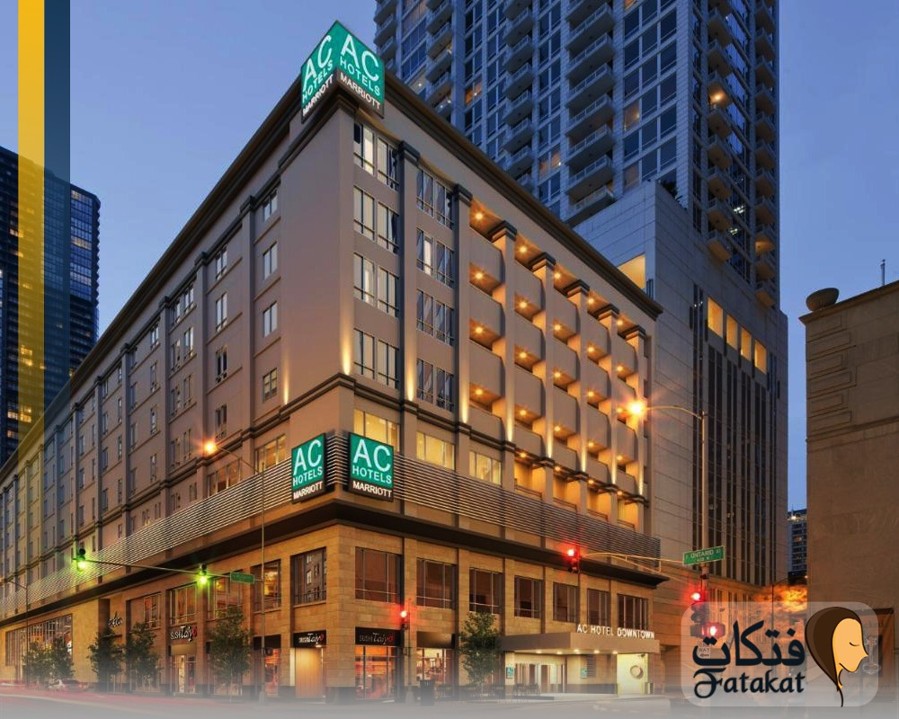 افضل 15 فندق في شيكاغو