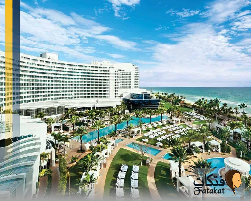 افضل 15 فندق في ميامي