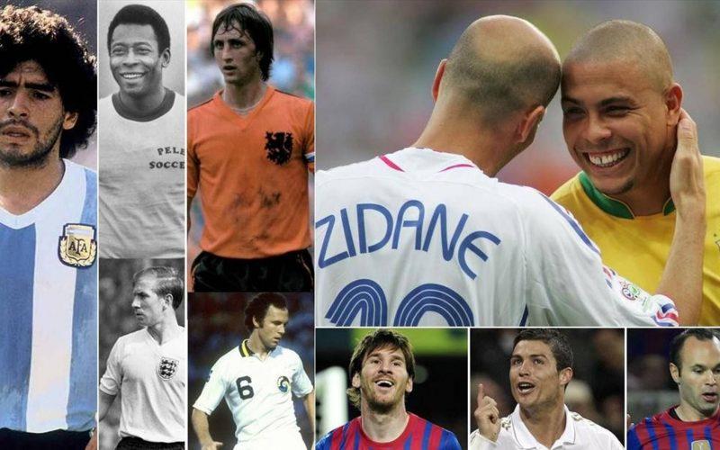 من هو أسطورة كرة القدم العالمية