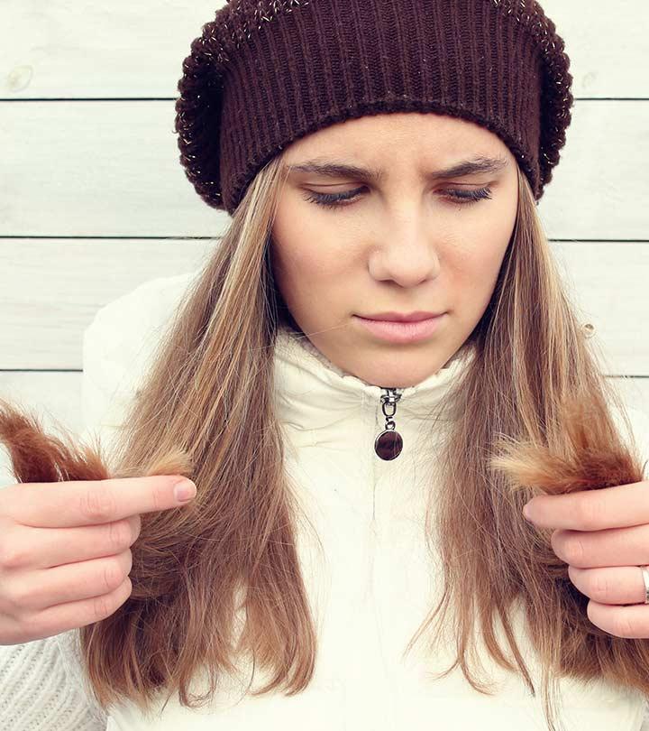 كيف اعالج شعر الجاف