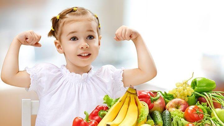 أكلات تقوي مناعة الطفل