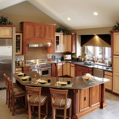 1bfe34c8Holiday Kitchens Wood