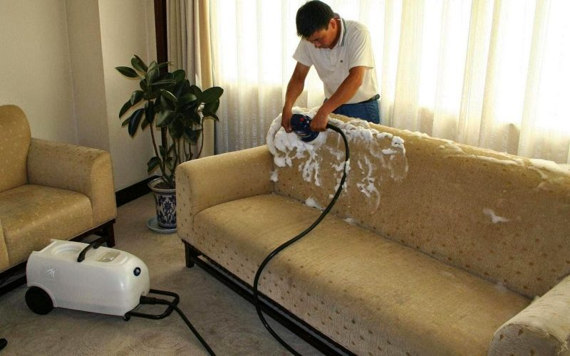 تنظيف كنب بنجران