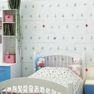 الوان حوائط غرف اطفال 2018